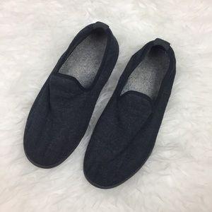 Allbirds Wool Loungers Womens Sz 8 Charcoal Gray